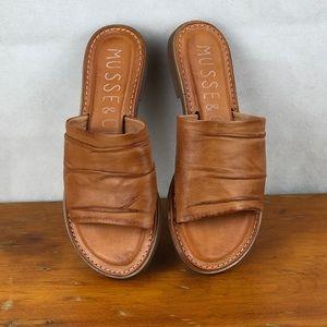 Sz 5 Musse & Cloud Bohemian Brown Sandals